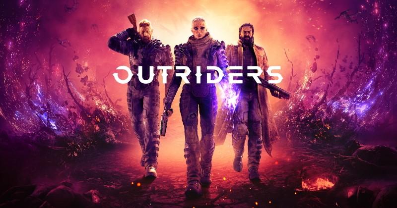 Outriders: Divulgado o primeiro e incrível trailer do jogo, será cross-gen!