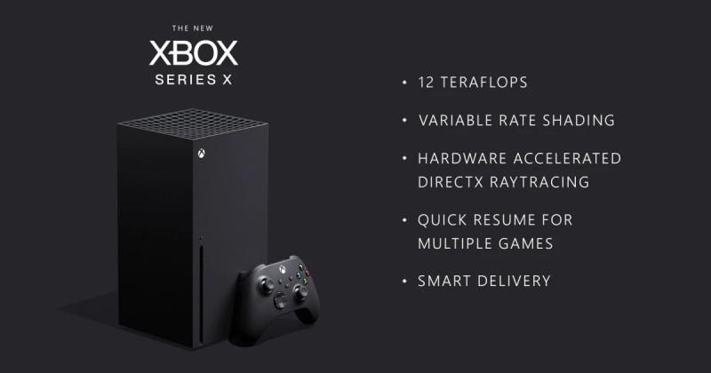 GPU do Xbox Series X é 8 vezes mais potente do que a GPU do Xbox One!