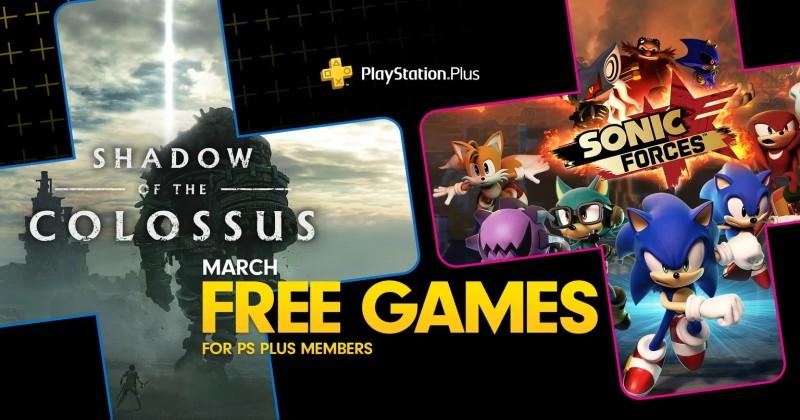 (PS Plus) PlayStation Plus: Jogos grátis em Março de 2020!