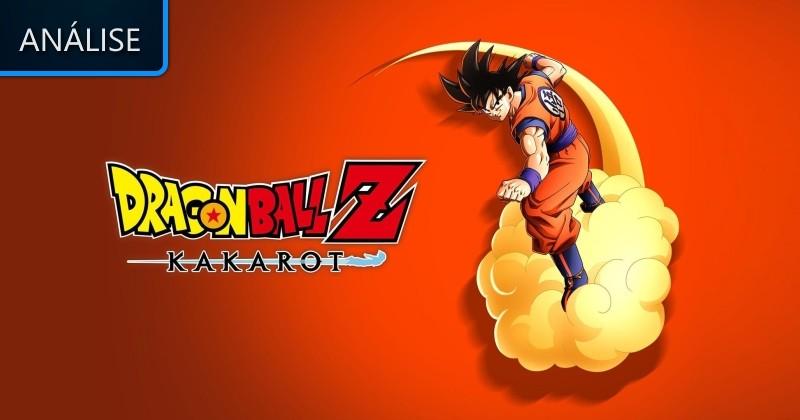Análise: Dragon Ball Z: Kakarot! - Lenda Games