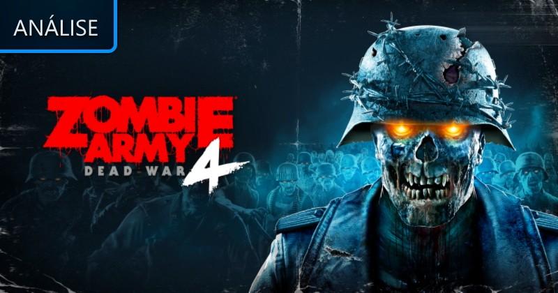Análise: Zombie Army 4: Dead War! - Lenda Games