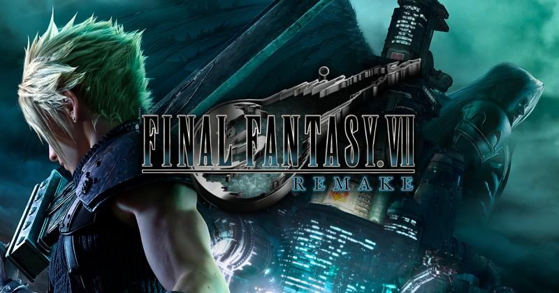 DEMO de Final Fantasy VII: Remake já esta disponível para PS4!