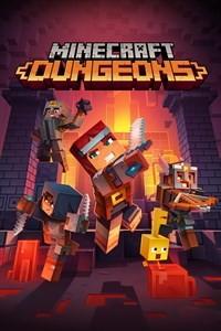 Minecraft Dungeons - Capa do Jogo