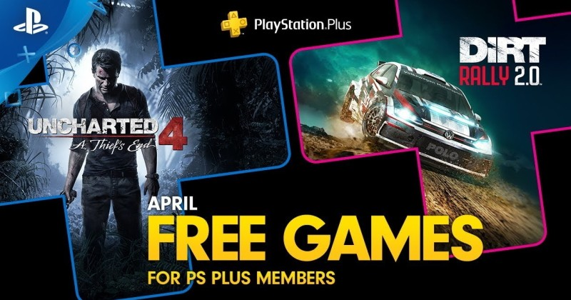 (PS Plus) PlayStation Plus: Jogos grátis em Abril de 2020!