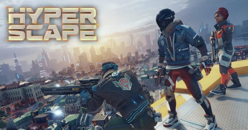 Hyper Scape é revelado oficialmente, conheça este novo Battle Royale!