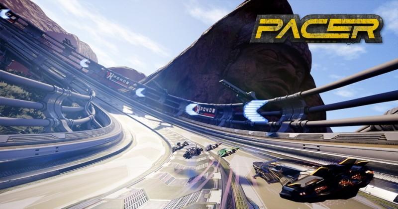 PACER: Jogo será lançado em 17 de setembro no Xbox One, PS4 e PC!