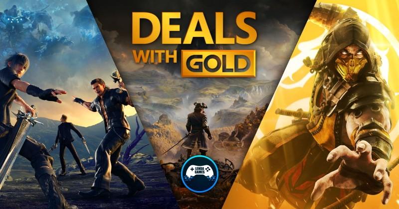 (DwG) Deals with Gold + Ofertas Especiais - De 22 até 28 de setembro de 2020!