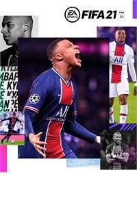 FIFA 21 - Capa do Jogo