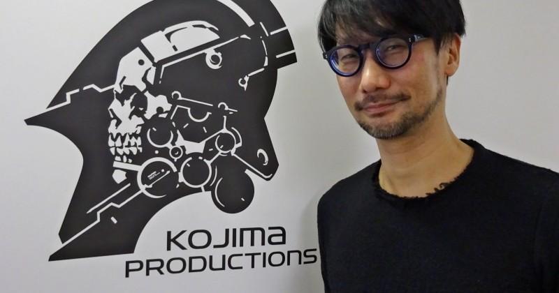 Kojima Productions está desenvolvendo um novo jogo!
