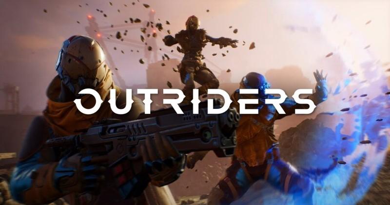 Outriders será lançado em 2 de fevereiro de 2021, confira o novo trailer!