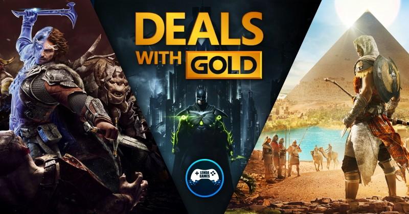 (DwG) Deals with Gold + Ofertas Especiais - De 6 até 12 de outubro de 2020!