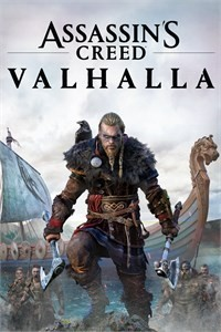 Assassin's Creed Valhalla - Capa do Jogo