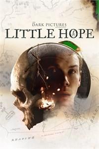 The Dark Pictures Anthology: Little Hope - Capa do Jogo