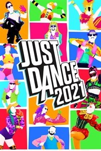 Just Dance 2021 - Capa do Jogo