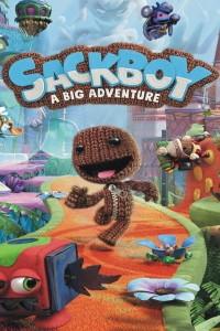 Sackboy: A Big Adventure - Capa do Jogo
