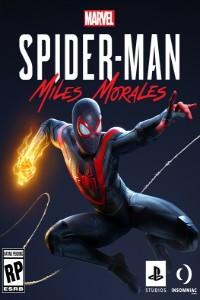 Marvel's Spider-Man: Miles Morales - Capa do Jogo
