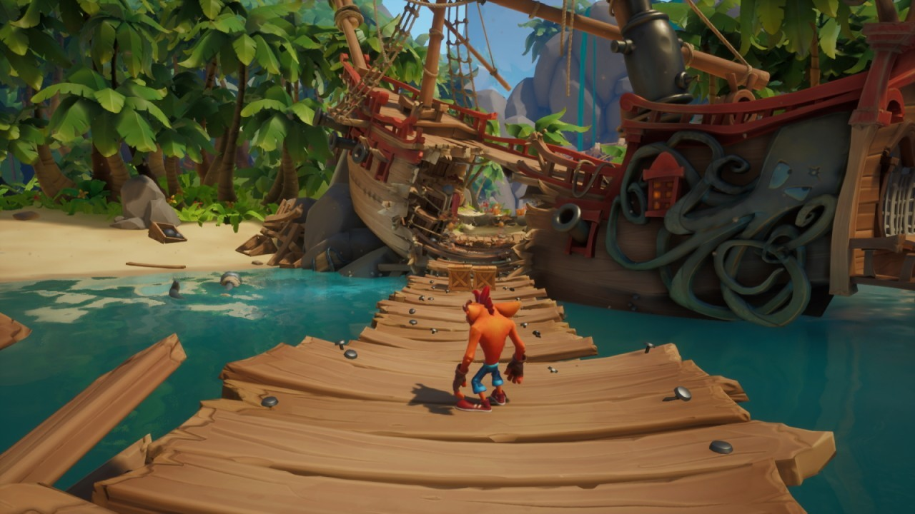 Crash Bandicoot 4: It's About Time! - Análise