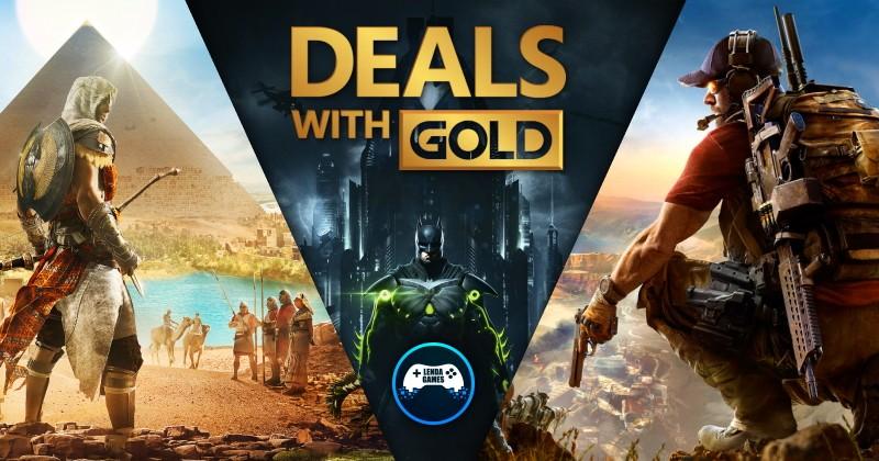 (DwG) Deals with Gold – De 1 até 7 de dezembro de 2020!