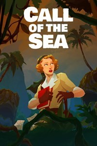 Call of the Sea - Capa do Jogo