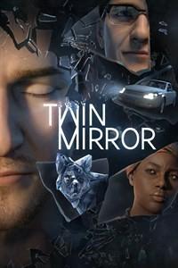 Twin Mirror - Capa do Jogo