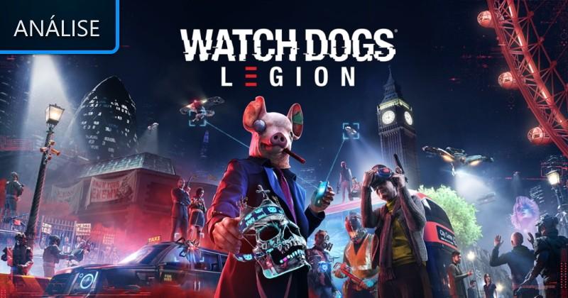 Watch Dogs: Legion - Análise
