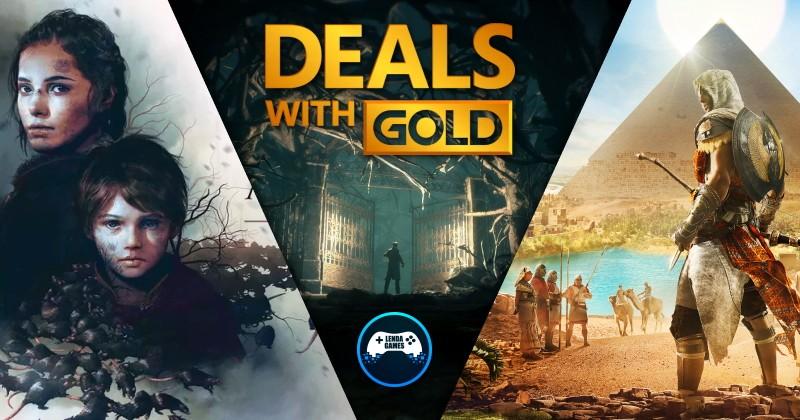 (DwG) Deals with Gold – De 15 até 21 de dezembro de 2020!