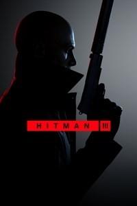 Hitman 3 - Capa do Jogo