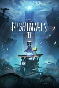 Little Nightmares II - Capa do Jogo