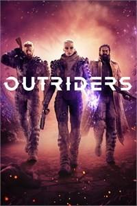 Outriders - Capa do Jogo
