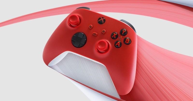 Xbox Series X/S recebe controle vermelho!