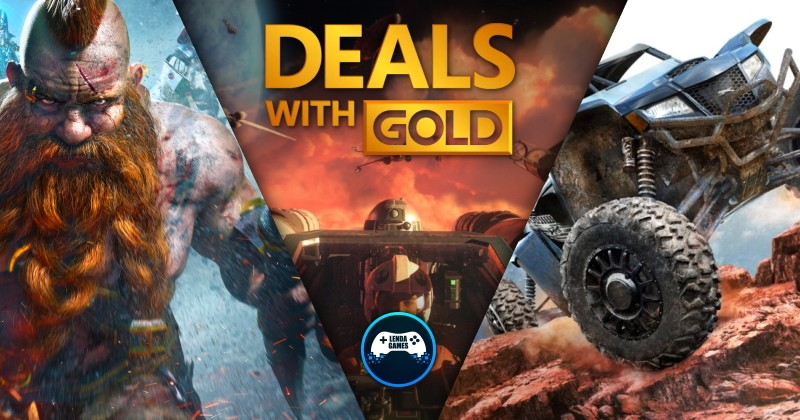 (DwG) Deals with Gold – De 12 até 18 de janeiro de 2021!