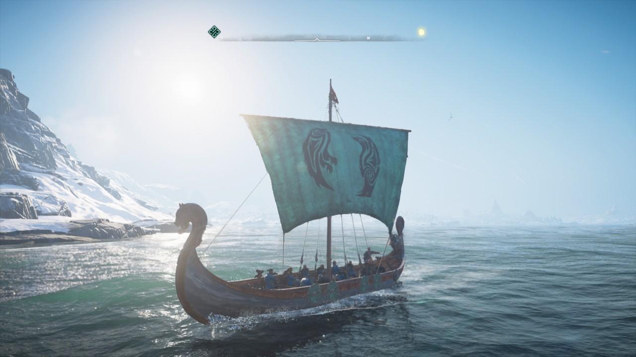 AC: Valhalla - Xbox One (Imagem por Lenda Games)