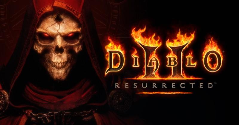 Blizzard anuncia Diablo 2 Resurrected para PC e Consoles!