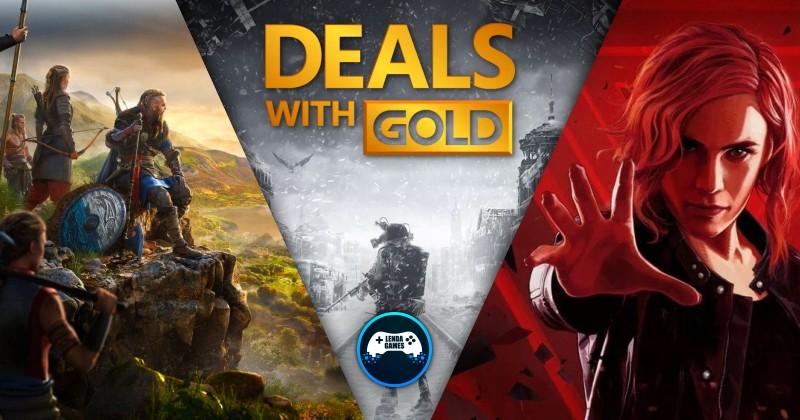 (DwG) Deals with Gold – De 2 até 8 de fevereiro de 2021!
