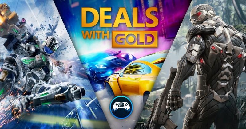 (DwG) Deals with Gold – De 16 até 22 de fevereiro de 2021!