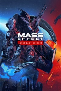 Capa do Jogo - Mass Effect: Legendary Edition