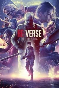 Capa do Jogo - Resident Evil Re:Verse