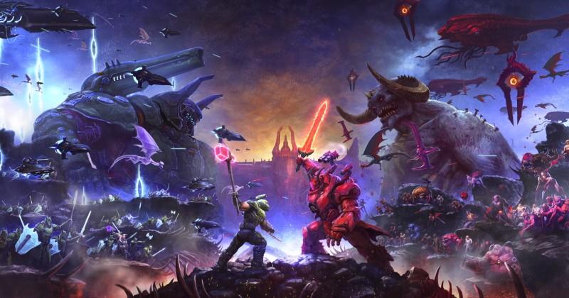 DOOM Eternal recebe teaser da nova DLC
