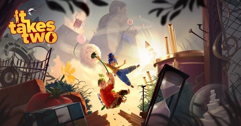 It Takes Two recebeu um novo trailer, game será lançado em 26 de março!