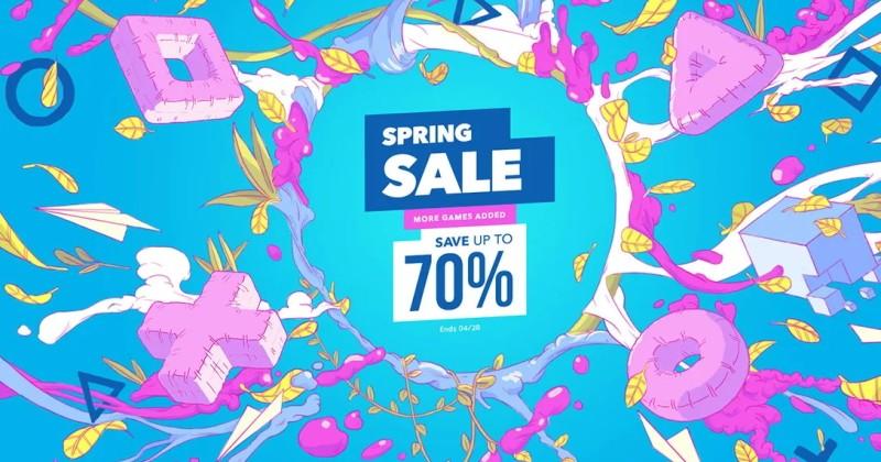 PlayStation Store: Promoção Spring Sale 2021 vai até 28 de abril!