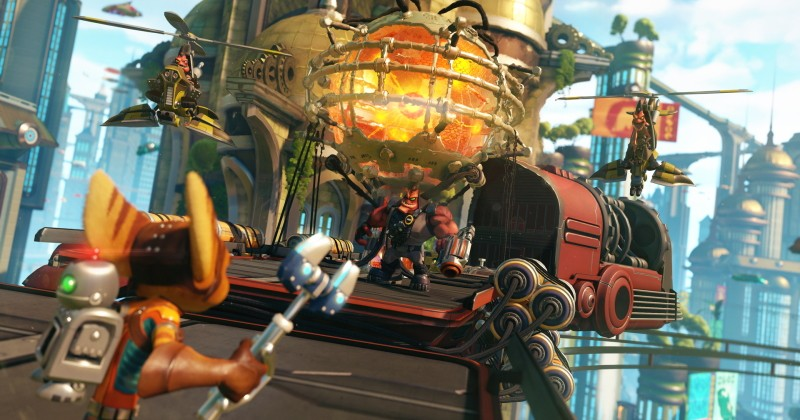 Ratchet & Clank de graça no PlayStation! (Imagem de Reprodução)
