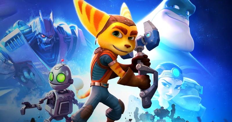 Sony está oferecendo Ratchet & Clank de graça até 31 de março!