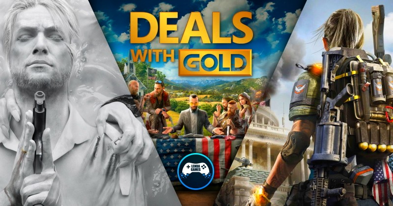 (DwG) Deals with Gold – De 2 até 8 de março de 2021!