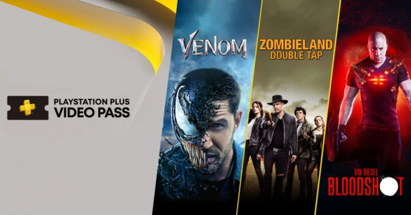Sony apresenta o Playstation Plus Video Pass, novo serviço de streaming!