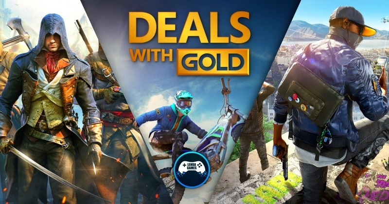 (DwG) Deals with Gold – De 6 até 12 de abril de 2021!