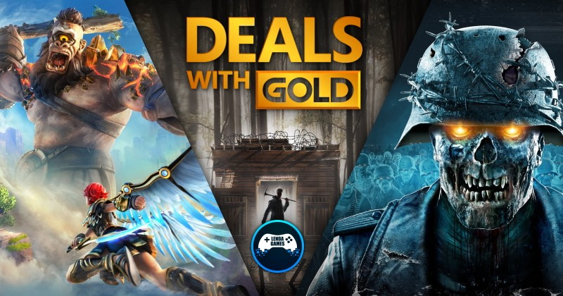(DwG) Deals with Gold – De 20 até 26 de abril de 2021!