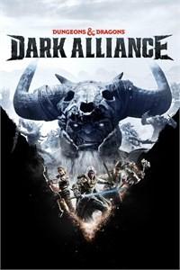 Dungeons & Dragons: Dark Alliance - Capa do Jogo