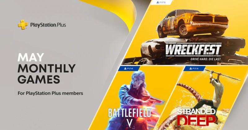 (PS Plus) PlayStation Plus: Jogos grátis em maio de 2021!