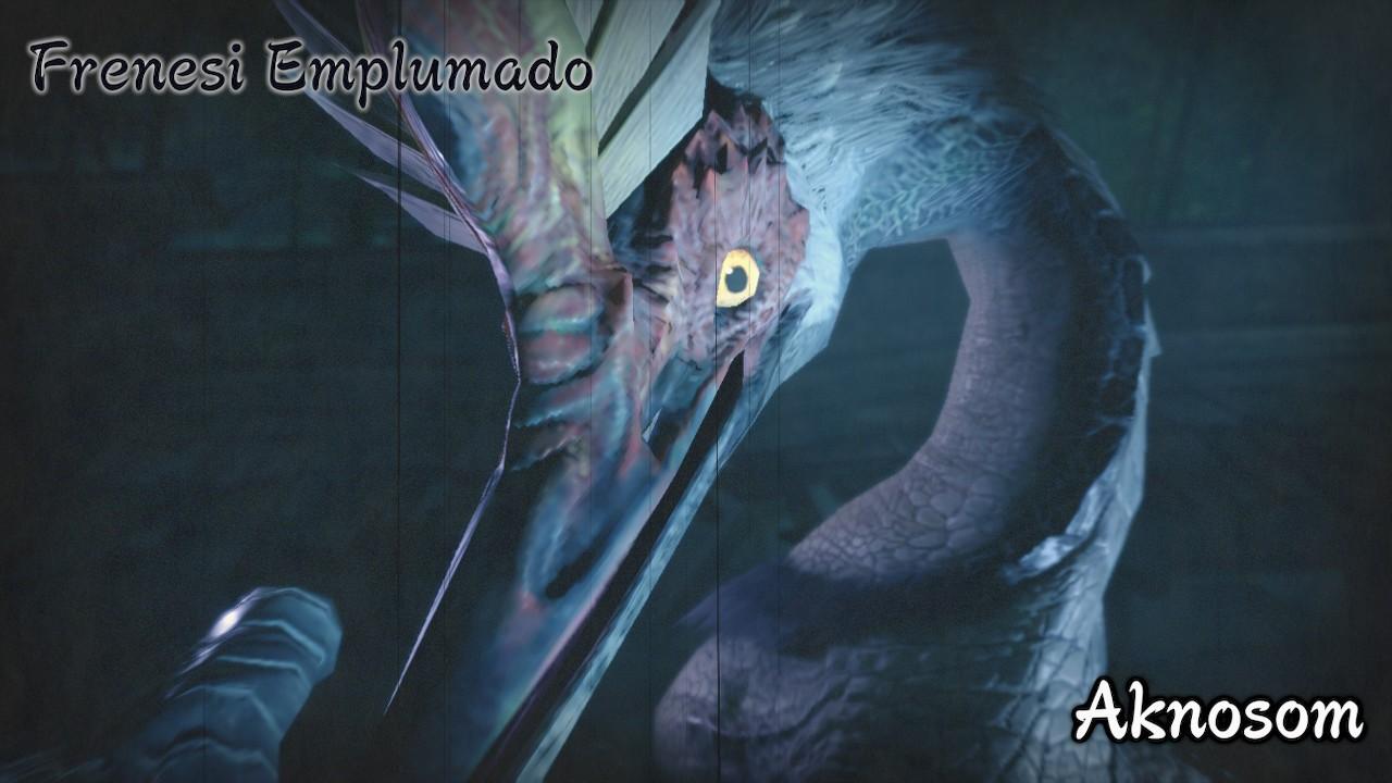 Monster Hunter Rise (Imagem capturada no Nintendo Switch)