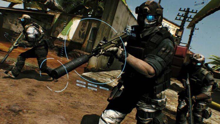 Tom Clancy's Ghost Recon: Future Soldier™ (Imagem/Reprodução)
